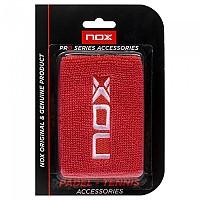 [해외]NOX Logo 2 Units Red / White