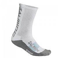 [해외]살밍 365 Advanced Indoor Sock White