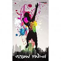 [해외]STT SPORT Crazy Towel Urban Padel Terry Loop Multicolour