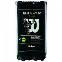 [해외]윌슨 Tour Slam All Court Bipack Yellow