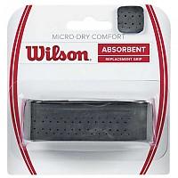 [해외]윌슨 Micro Dry Comfort Replacement Black