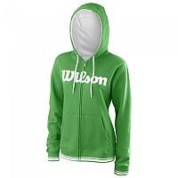 [해외]윌슨 Team Script Full Zip Hooded Andean Toucan / White