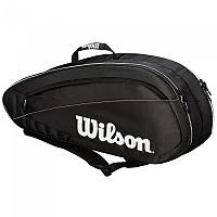 [해외]윌슨 Federer Team Black / White / Black