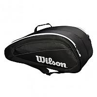 [해외]윌슨 Federer Team Black / White