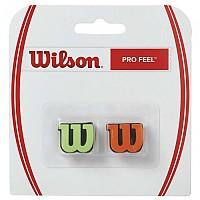 [해외]윌슨 Pro Feel Dampener 2 Units Green / Orange