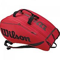 [해외]윌슨 Rakpack Red / Black