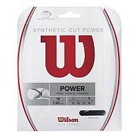 [해외]윌슨 Synthetic Gut Power 12.2 m Black