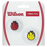 [해외]윌슨 Vibra Fun Flames 2 Units Red / yellow