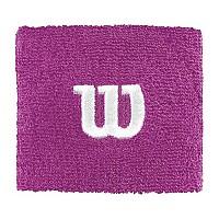 [해외]윌슨 Wristband Rose Violet