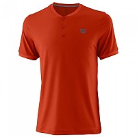 [해외]윌슨 UWII Henley S/S Pro Staff Red / Turbulence