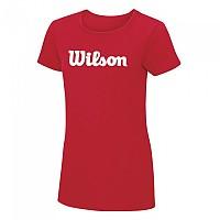 [해외]윌슨 Script Cotton Wilson Red / White