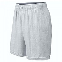 [해외]윌슨 Su Labyrinth 8 Inches Short Pants White / Pearl Grey