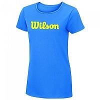 [해외]윌슨 Script Cotton S/S Regatta / Blazing Yellow