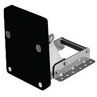 [해외]GARELICK Stationary Outboard Motor Brackets Black / Chrome