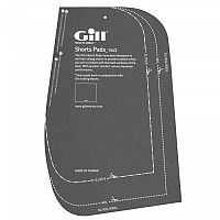 [해외]GILL Shorts Pads Grey
