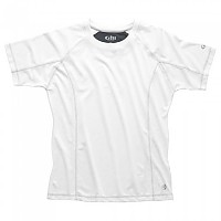 [해외]GILL UV Tec Crew eck T-Shirt Men White