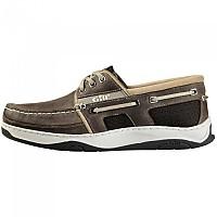 [해외]GILL Newport Deck Shoe 3 Eye Grey