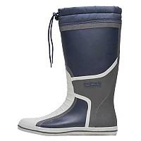 [해외]GUL Deck Boots Full Length Navy / Charcoal