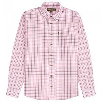 [해외]MUSTO Classic Button Down Goodwood Pink