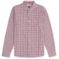 [해외]MUSTO Porto Gingham True Red Gingham
