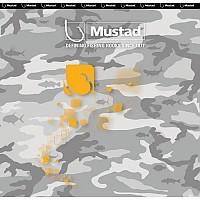 [해외]MUSTAD Neck Warmer Camouflage