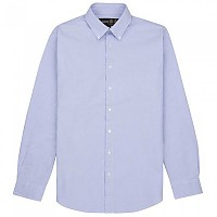 [해외]MUSTO Classic Button Down Oxford Pale Blue