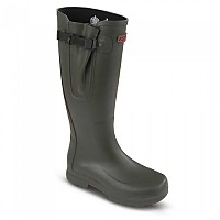 [해외]MUSTO Burghley Welly Matt Dark Moss