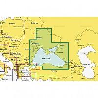 [해외]NAVIONICS Platinum+ XL Black Sea 5P253XL