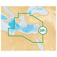 [해외]NAVIONICS Platinum+ XL3 Mediterranean East 34P+