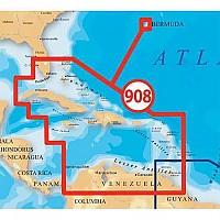[해외]NAVIONICS Platinum+ XL3 Caribbean Bermuda 908P+