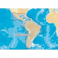 [해외]NAVIONICS Navionics+ XL9 South and Central America 3XG