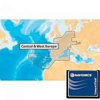 [해외]NAVIONICS Navionics+ 46XG Central West Europe CF