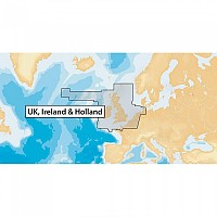 [해외]NAVIONICS Navionics + XL9 United Kingdom Ireland and Holland 28XG