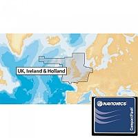 [해외]NAVIONICS Navionics+ Xl9 United Kingdom Ireland and Netherlands 28XG