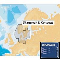 [해외]NAVIONICS Navionics+ Xl9 Skagerrak and Kattegat 45XG