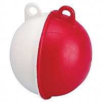 [해외]NUOVA RADE Spherical Surface Float White / Red