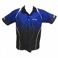 [해외]OKUMA Poloshirt Black / Blue