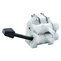 [해외]PLASTIMO Double Action Foot Pump
