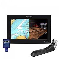 [해외]RAYMARINE Axiom 9 Realvision 3D With Navionics+ RV-100