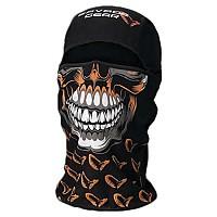 [해외]SAVAGE GEAR Skull Balaclava Black