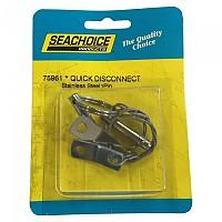 [해외]SEACHOICE Quick-Disc With Cable 2pcs Stainless Steel