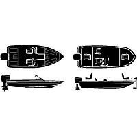 [해외]SEACHOICE Sterling Series Fish And Ski Silver