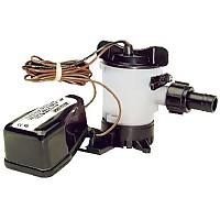 [해외]SEACHOICE Bilge Pump And Float Switch 500Gph Black / White