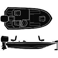 [해외]SEACHOICE Semi Custom Wide Bass Grey