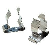 [해외]SEACHOICE Spring Clamps Stainless Steel (2 pcs)