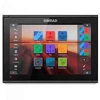 [해외]SIMRAD GO12 XSE ROW Active Imaging 3-In-1 Black