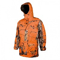 [해외]SOMLYS Quilted Waterproof Camo Orange
