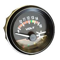[해외]SOS BOOSTER Voltmeter 16-32V