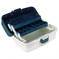 [해외]SUNSET Sunstore Tackle Box Blue / White