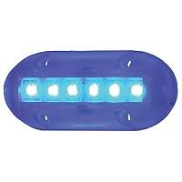 [해외]T-H MARINE Stainless Steel Underwater Light Blue